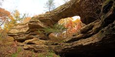 Natural Bridge State Park   Travel Wisconsin, 15 mi NW Sauk City