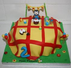 Tchoupi cake 2nd Birthday Parties, Birthday Cake, Occasion Cakes, Special Occasion, Deserts, Decoration, Party, Fun, Kids