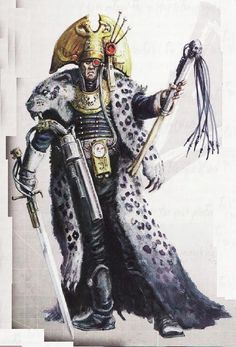 Civilian Life in Warhammer 40,000 AD - Articles - DakkaDakka | Home of the Fzorgle.