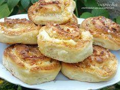 Fantastické kokosové slimáky (fotorecept) - recept | Varecha.sk