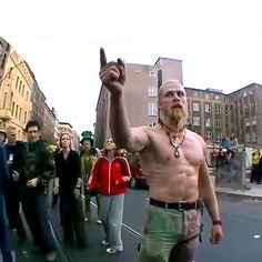 Someone Finally Made a Documentary about the Infamous Techno Viking