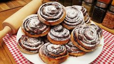 Hungarian Recipes, Baking And Pastry, Winter Food, Cheesecake, Muffin, Sweets, Bread, Cookies, Breakfast