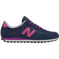 New Balance UL410NPB Kadın Lacivert Pembe Spor Ayakkabı