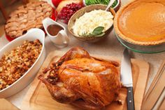 Save 1,273 Calories With This Thanksgiving Menu