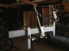 Bicycle Frame Jig