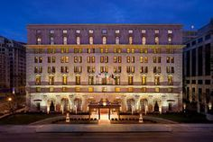 The St. Regis Washington, D.C. – Stay 4, Pay 3 - Click on the image to learn more about the destination or call us at 1-888-700-TRIP.