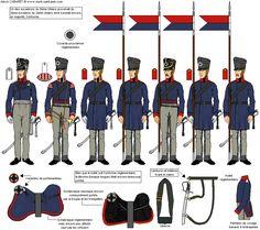 Titre de l'image 1er Escadron du 5ème Régiment de Uhlans