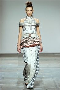 Mary Katrantzou - Collections Fall Winter 2012-13 - Shows - Vogue.it