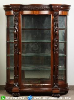 Our company Joudagh Furniture Indonesia is leading manufacture and exporter in Jepara Indonesia Indian Furniture, Iron Furniture, Unique Furniture, Wooden Furniture, Antique Cabinets, Curio Cabinets, Display Cabinets, China Cabinets, Curio Cabinet Decor