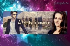 * A Getty Romance By: rinabina (@ mholshev) >> It would be impossible for Bella to love anything more than her job at the J Paul Getty museum. That is, until a handsome, bronze-haired, fine suited, young man breezes through her gallery. A love story within the walls of a museum. Rated M **COMPLETE** Rec by TwiFanfictionRecs & Twilight's finest fanfiction, completed. Facebook page