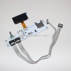 3D printer LCD control panel / Ultimaker v2.1.1 control board / Ultimaker 2 generation 3D printer LCD control board