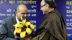 """'Shrill' debates in media overshadowing facts: Jaitley  The """"dividing line"""" between news and opinion has weakened, which leaves viewers and readers searching for facts and print media can """"strike back"""" by presenting them without a """"slant"""", Information and Broadcasting Minister Arun Jaitley said on Tuesday.  http://pressclubofindia.co.in/"""