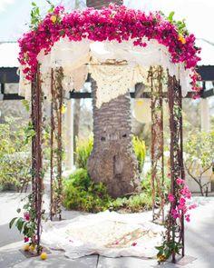 Image result for bougainvillea centerpiece