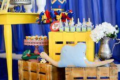 Meu Dia D Mãe - 01 ano Arthur - Tema Pequeno Príncipe - Fotos Priscila Tenório (13)