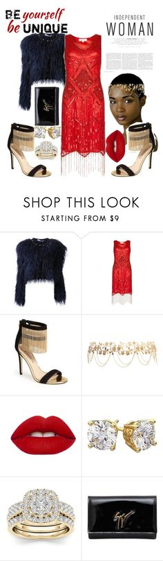 """Nothin' Makes A Man Feel Better Than A Woman"" by egyptxallure ❤ liked on Polyvore featuring Givenchy, Via Spiga, Forever 21, Lime Crime, Modern Bride and Giuseppe Zanotti"