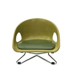 Green Cosco adjustable booster seat from America in the early 1970s  £110