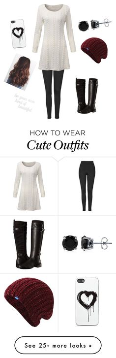 """lazy but cute outfit"" by fabiola-4 on Polyvore featuring Topshop, Aerosoles, BERRICLE, Zero Gravity, Keds, PBteen, women's clothing, women's fashion, women and female"