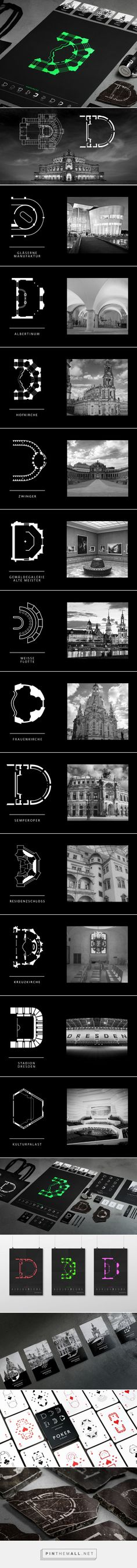 Dresden eDition | Logo Design Love - created via https://pinthemall.net