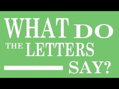 Have Fun Teaching - What Do The Letters Say? (What Does The Fox Say? Par...