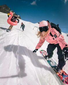 snowboard girl snowboarding women snowboarding outfit snowboard gear womens #Snow!!!