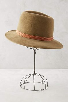 Tallboy Fedora - #anthrofave