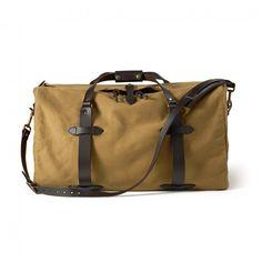 DO NOT BUY: Duffle Bag - Tan (Medium)