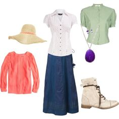 Stylebook: Anne of Green Gables edition