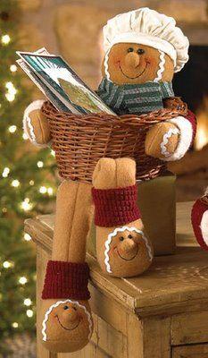 Ginger basket.