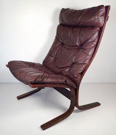 Vintage Westnofa chair