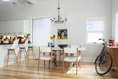 Vintage interior design dining