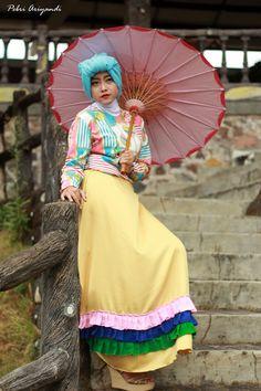 Model by Dian