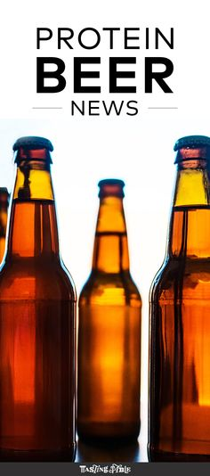 Protein Beer News  #craftbeer #beer