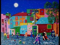 Art Naif- Dancing in the streets!