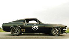 1969 Ford Mustang Sportsroof—The Harbinger