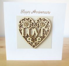 Check out this item in my Etsy shop https://www.etsy.com/uk/listing/477530441/anniversary-card-handmade-anniversary