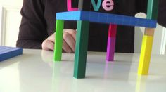 Cuisenaire Rods - Addition/Subtraction Towers (Number Bonds). This is a fun math activity to help kids learn the number bonds (or fact famil...