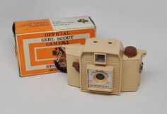 CAMERA GIRL SCOUT Brownie Scout Imperial Delta by highplacesphotos, $50.00