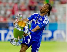 0a73b44f3 Didier Drogba Didier Drogba Retires From Football. Former Chelsea and Ivory  Coast striker Didier Drogba has ended his glittering foo.