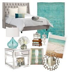 Designer Clothes, Shoes & Bags for Women Interior Decorating, Interior Design, Dot And Bo, Interiors, Bedroom, Polyvore, Furniture, Home Decor, Women