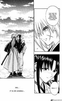 Rurouni Kenshin 183  kenshin x kaoru