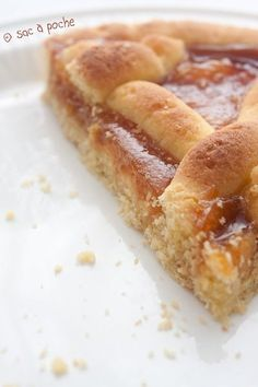 Crostata - made this with my aunts from Sicily. Italian Cake, Italian Desserts, Fun Desserts, Italian Recipes, Dessert Recipes, Pie Shop, Bakery Recipes, Breakfast Cake, Gelato