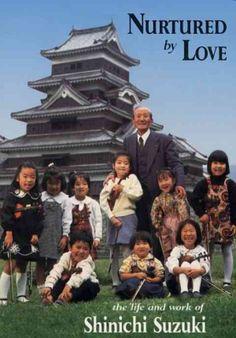Nurtured By Love DVD  violin