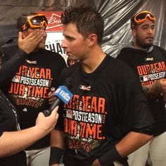 First trip to the NLCS for rookie Joe Panik. #OctoberTogether #SFGiants