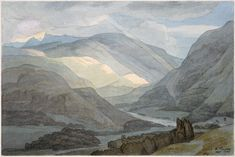 Rydal Water | Francis Towne