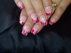 red by cisca - Nail Art Gallery nailartgallery.nailsmag.com by Nails Magazine www.nailsmag.com