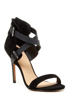 Morgan Heeled Sandal