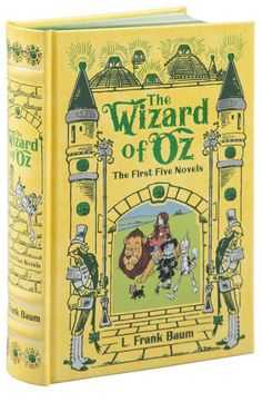 Oz, the Great Wizard! The very name of L. Frank Baum's magical character conjures a world where diminutive munchkins live and work, wicked witches run riot, and...