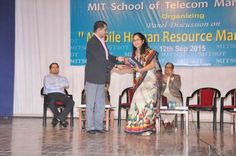 MIT School of Telecom Management is a top telecom Institute in India that is widely recognized for offering one of the best PGDM/MBA programs in telecom management.