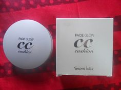 just me and me: Review SecretKey Face Glow CC cushion
