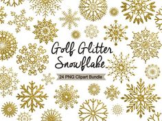 Vector Rustic Christmas Clipart